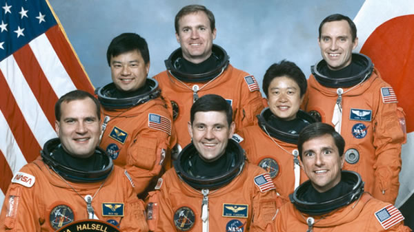 STS-65 Crew Picture